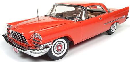 1/18 Auto World 1957 Chrysler 300C クライスラー ミニカー アメ車