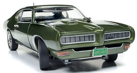 1/18 auto world 1968 Pontiac GTO ポンティアック ミニカー アメ車