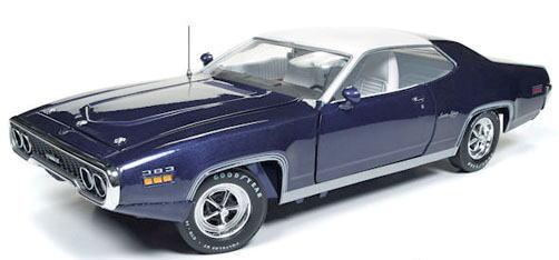 1/18 auto world 1971 Plymouth Satellite Sebring Plus プリマス サテライト セブリングプラス ミニカー アメ車