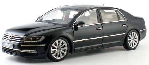 1/18 Welly GT Autos VW Phaeton ブラック Volkswagen フォルクスワーゲン フェートン ミニカー