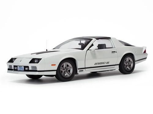 1/18 サンスター Sun Star 1985 Chevrolet Camaro IROC-Z White シボレー カマロ ミニカー アメ車