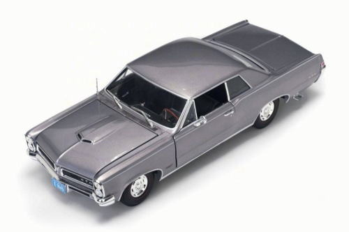 1/18 サンスター Sun Star 1965 Pontiac GTO Iris Mist ポンティアック ミニカー アメ車