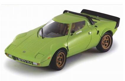 1/18 サンスター Sun Star 1975 Lancia Stratos Stradale Green ランチャ ストラトス ストラダーレ ミニカー