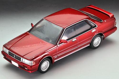 1/43 トミカ リミテッド ヴィンテージ Tomica Limited Vintage 日産 セドリック ハードトップ V20 ツインカムターボ グランツーリスモ SV 1990年式 Nissan Cedric ミニカー