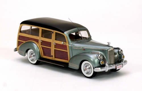1/43 ネオ NEO Packard 110 Deluxe Wagon パッカード ワゴン ミニカー アメ車