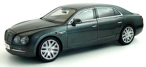 1/18 京商 KYOSHO Bentley Flying Spur W12 Granite ベントレー フライングスパー ミニカー