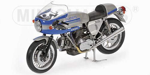 【送料込】 1/12scale ミニチャンプス MINICHAMPS 1/12scale Ducati 900 SS ミニチャンプス Silver/Blue SS 1977 ドゥカティ, クローバー資材館:667dc7a8 --- blacktieclassic.com.au
