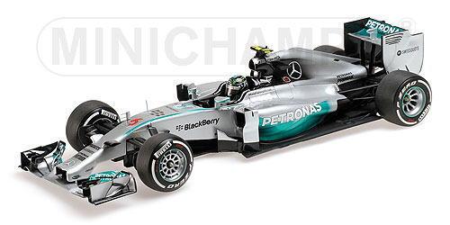 1/18 ミニチャンプス MINICHAMPS Mercedes AMG Petronas F1 Team F1 W05 N.Rosberg Australian GP Winner 2014 メルセデス ペトロナス ロズベルグ 本選仕様 ミニカー
