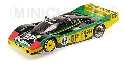 1/18 ミニチャンプス MINICHAMPS Porsche 956L BP Henn/Ballot-Lena/Schlesser 24h Le Mans 1983 ポルシェ ルマン ミニカー