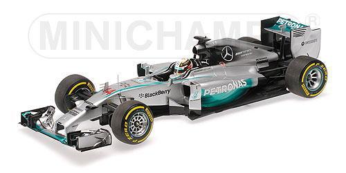 1/18 ミニチャンプス MINICHAMPS Mercedes AMG Petronas F1 Team Winner Abu Dhabi World Champion 2014 L.Hamilton メルセデス ペトロナス アブダビ ワールドチャンピオン ハミルトン ミニカー