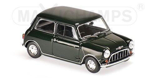 モーリス ミニ 850 Mk.1 国内即発送 1 43 気質アップ ミニカー MAXICHAMPS Mini マキシチャンプス 1960 Morris Green