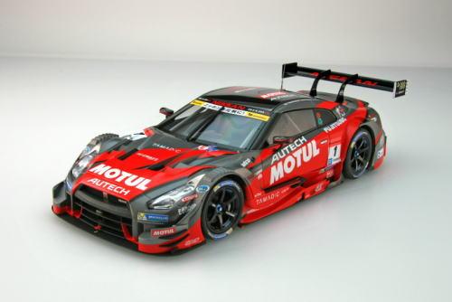 1/18 エブロ EBBRO Super GT GT500 2016 Rd.2 Fuji Winner Motul Autech GT-R NO.1 モチュール オーテック フジ ウィナー ミニカー
