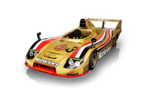 1/18 トゥルースケール TRUESCALE 1983 Porsche 936 DRM Hockenheim #3 Warsteiner Team Joest Racing ポルシェ ホッケンハイム ワルシュタイナー ミニカー TSM