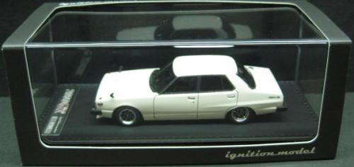 1/43 イグニッションモデル ignition model Nissan Skyline 2000 GT-EL C210 Hayashi Racing White 日産 スカイライン ミニカー