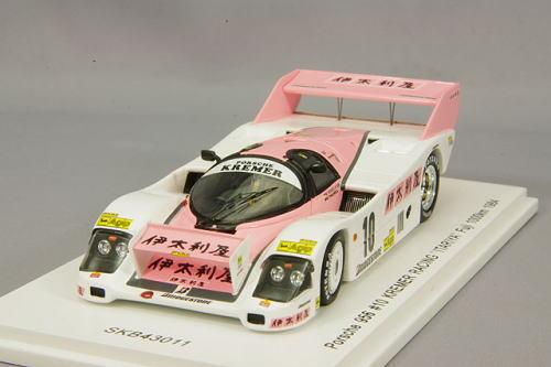 1 of 300-Spark 1:43 Porsche 956-Fuji 1984-thackwell//Winkelhock