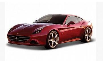 1/18 ブラゴ BURAGO Signature Series Ferrari California T Closed Top フェラーリ カリフォルニア ミニカー