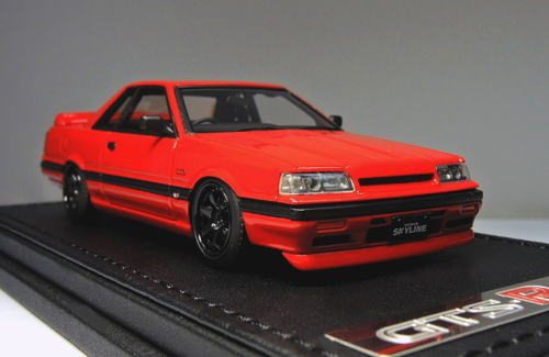 1/43 イグニッションモデル ignition model Nissan Skyline GTS-R R31 Red 日産 スカイライン ミニカー