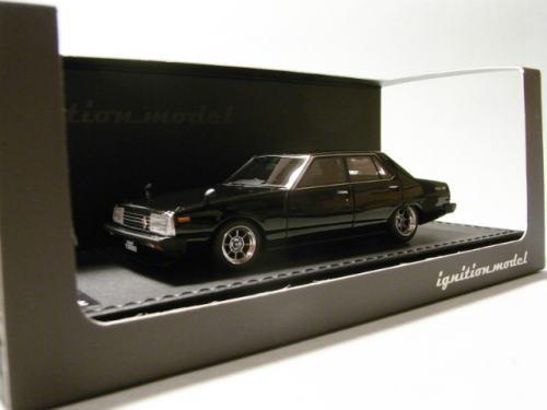 1/43 イグニッションモデル ignition model Nissan Skyline 2000 GT-EL C211 Black 日産 スカイライン ジャパン ミニカー