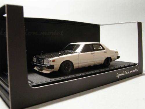 1/43 イグニッションモデル ignition model Nissan Skyline 2000 GT-EL C211 White 日産 スカイライン ジャパン ミニカー