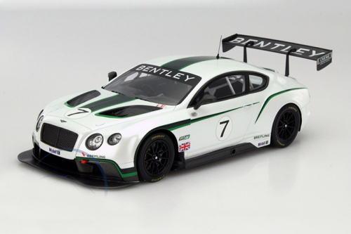 1/18 トゥルースケール TRUESCALE 2013 Bentley Continental GT3 Goodwood Festival of Speed ベントレー コンチネンタル ミニカー