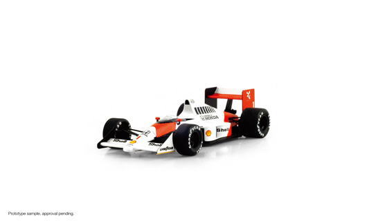 1/43 トゥルースケール TRUESCALE 1989 McLaren MP4/5 #1 German Grand Prix Winner Honda McLaren マクラーレン ドイツGP ミニカー