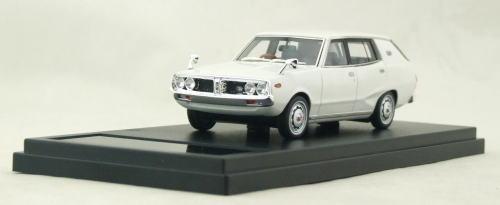 1/43 ハイストーリー Hi Story Nissan Skyline 1800 Wagon Sporty GL 1972 ホワイト 日産 スカイライン ワゴン ミニカー