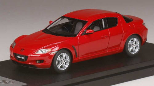 1/43 マーク43 MARK43 Mazda RX-8 (SE3P) Velocity Red Mica マツダ ミニカー