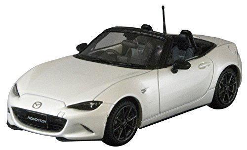 1/43 マーク43 MARK43 Mazda Roadster RS (ND5RC) Crystal 白い Pearl Mica マツダ ロードスター ミニカー