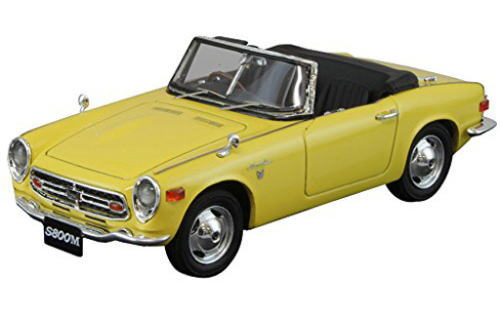 1/43 マーク43 MARK43 Honda S800M Golden Yellow ホンダ ミニカー