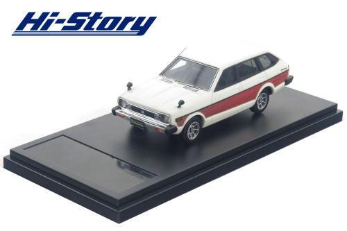 1/43 ハイストーリー Hi Story Nissan Sunny California 1400SGL 1979 ホワイト/ウッド 日産 サニー カリフォルニア ミニカー