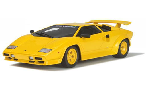 1/18 GT SPIRIT Koenig Specials Countach Turbo ケーニッヒ スペシャル カウンタック ターボ イエロー Asia Exclusive Model Limited Edition ミニカー