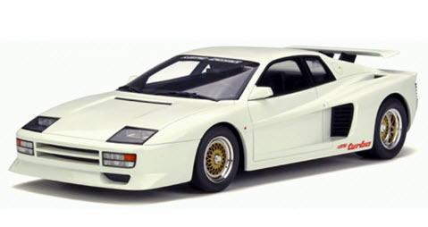 1/18 GT SPIRIT Koenig Testarossa Twin Turbo ケーニッヒ テスタロッサ ツインターボ ホワイト Asia Exclusive Model Limited Edition ミニカー
