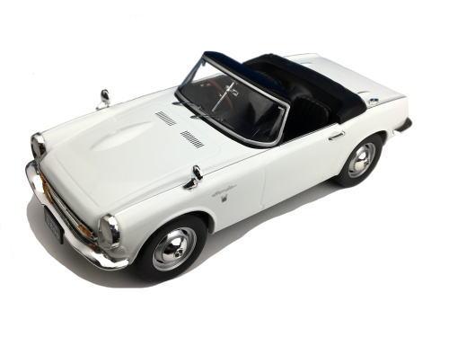 1/18 First18 Honda S800 White ホンダ ミニカー