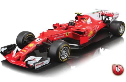 1/18 ブラゴ BURAGO Ferrari SF70H K.Raikkonen フェラーリ K.ライコネン ミニカー