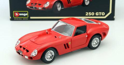1/18 ブラゴ BURAGO Ferrari 250 GTO フェラーリ ミニカー