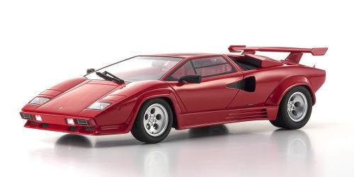 1/18 京商 KYOSHO Lamborghini Countach LP5000 Quattrovalvole Red ランボルギーニ カウンタック 京商オリジナル レジンモデル ランボルギーニシリーズ ミニカー