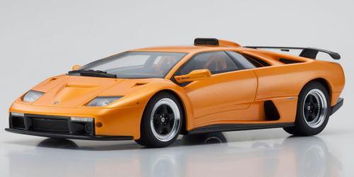 1/18 京商 KYOSHO Lamborghini Diablo GT オレンジ ランボルギーニ ディアブロ ミニカー