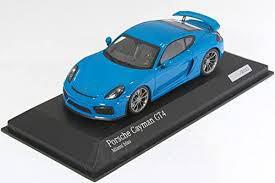 ポルシェ 718 ケイマン 1 43 セール特価品 ミニカー ミニチャンプス 2020 GT4 Porsche Blue 送料無料 MINICHAMPS Cayman