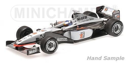 1/18 ミニチャンプス MINICHAMPS McLaren Mercedes MP4/13 World Champion 1998 Mika Hakkinen マクラーレン メルセデス ワールドチャンピオン M.ハッキネン ミニカー