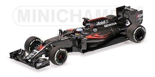 1/43 ミニチャンプス MINICHAMPS McLaren Honda MP4-31 F.Alonso Chinese GP 2016 マクラーレン ホンダ アロンソ 中国GP ミニカー