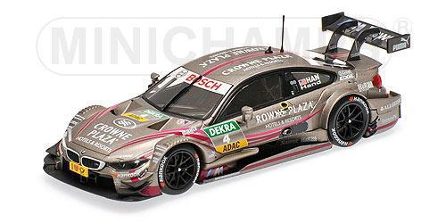 1/43 ミニチャンプス MINICHAMPS BMW M4 DTM (F82) BMW Team RBM J.Hand DTM 2014 ミニカー
