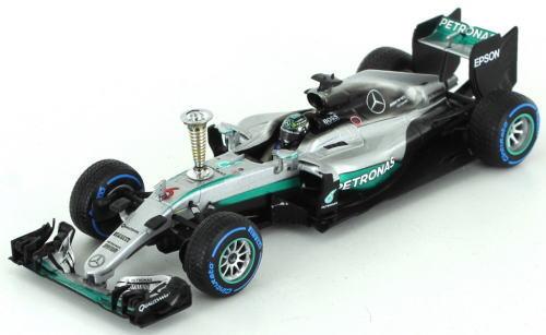 1/43 ミニチャンプス MINICHAMPS Mercedes-AMG Petronas Motorsport F1 W07 Hybrid Sindelfungen Demonstration Run World Champion 2016 N.Rosberg メルセデス ペトロナス ハイブリッド ロズベルグ 1/43 ミニカー