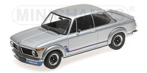【待望★】 1/18 ミニチャンプス Turbo MINICHAMPS BMW 1/18 2002 BMW Turbo 1973 Silver ミニカー, ROCKETS:74e69b24 --- fabricadecultura.org.br