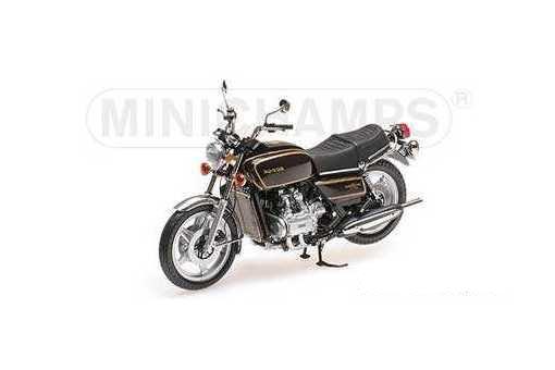 1/12 MINICHAMPS ミニチャンプス Honda Goldwing GL 1000 K3 1978 Candy Limited Maroon Custom ホンダ ゴールドウイング カスタム バイク ミニカー