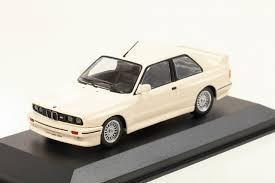 スピード対応 全国送料無料 BMW 1 43 ミニカー 大特価!! MAXICHAMPS White E30 1987 M3 マキシチャンプス