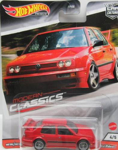 フォルクスワーゲン ジェッタ ミニカー 1 64 Hot Wheels Jetta MK3 ホットウィール 日本メーカー新品 出荷 Volkswagen