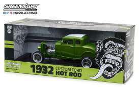 1/18 グリーンライト GREENLIGHT Gas Monkey Garage 1932 Custom Ford HOT ROD フォード カスタム ホットロッド ミニカー アメ車