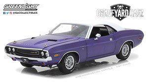 1/18 グリーンライト GREENLIGHT GRAVEYARD CARZ 1970 Dodge Challenger R/T ダッジ チャレンジャー ミニカー アメ車