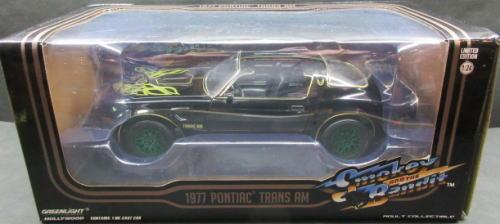 1/24 グリーンライト GREENLIGHT Smokey and The Bandit 1977 Pontiac Trans Am スモーキー アンド バンディット ポンティアック トランザム ミニカー アメ車 グリーンマシーン