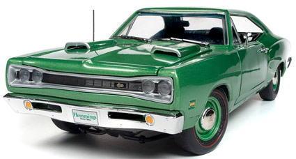 1/18 auto world 1969 Dodge Coronet Super Bee ダッジ コロネット スーパービー ミニカー アメ車